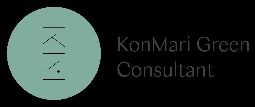 Certified KonMari Green Consultant Badge