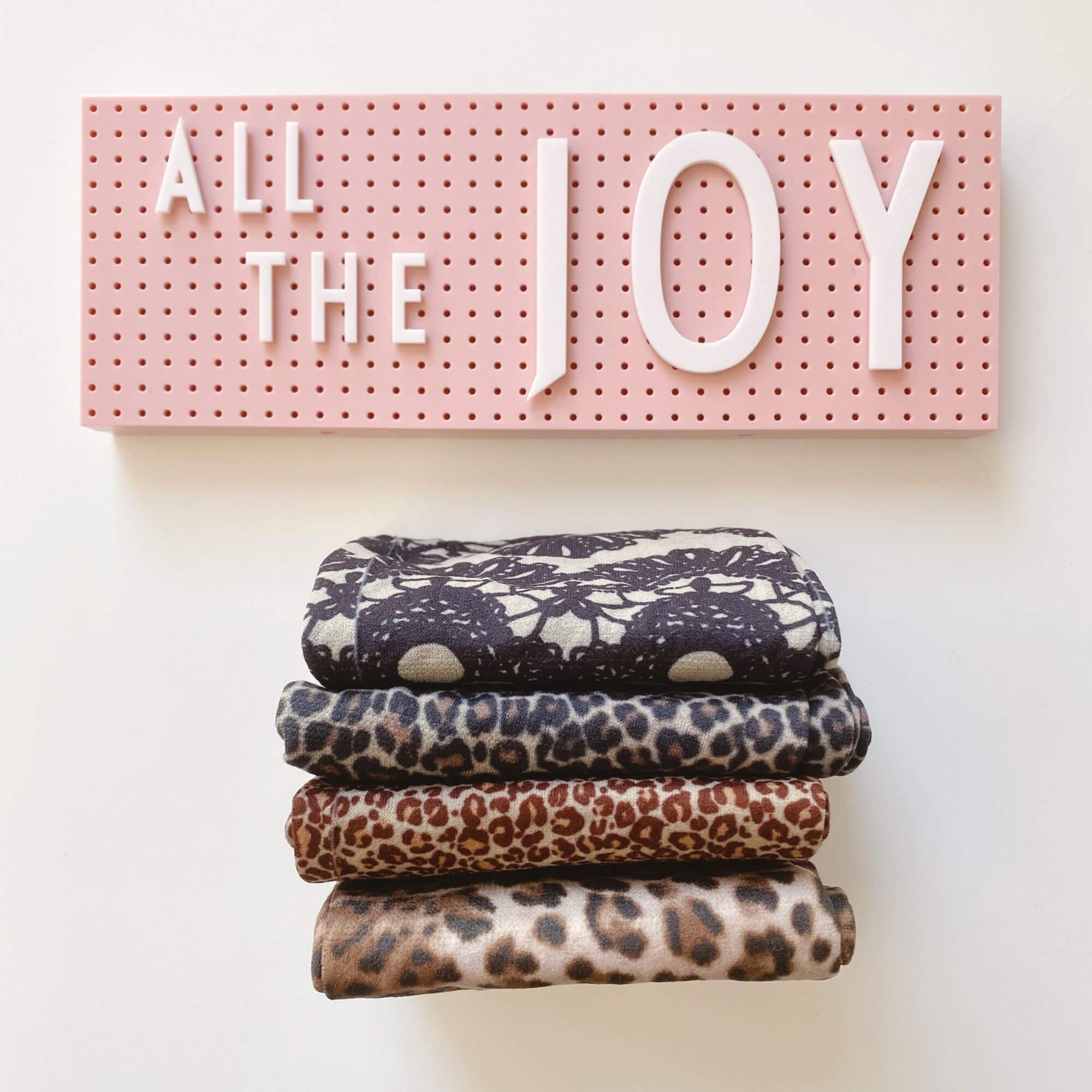 KonMari Folding. Neatly Folded Stockings That Spark Joy Using The KonMari Method Of Tidying