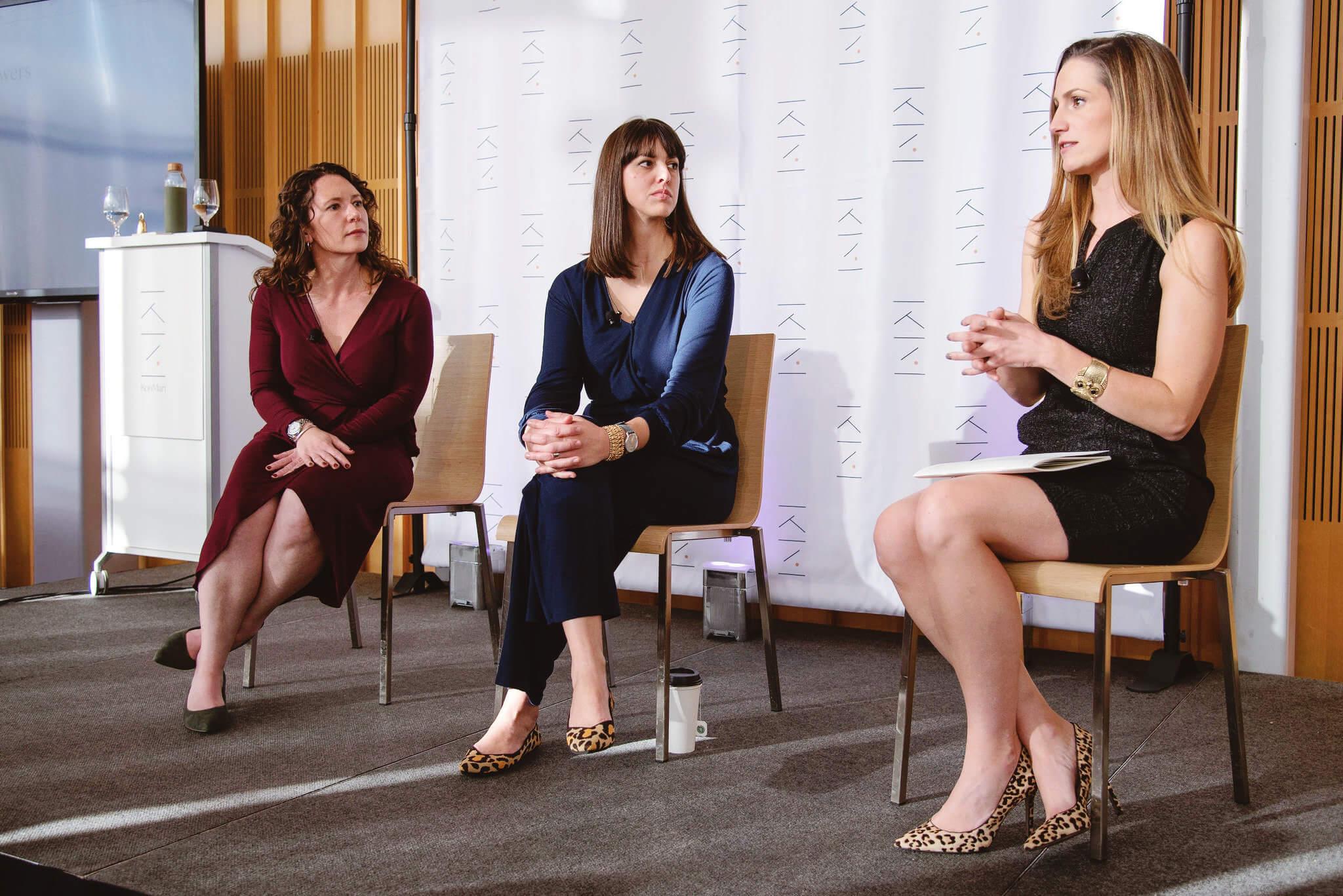 Lead KonMari Team Speakers At The KonMari Consultant Certification Course in New York, November 2019