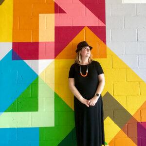ALSO in PINK Episode 1. Street Art & Creativity With Graphic Designer Sarah Sansom