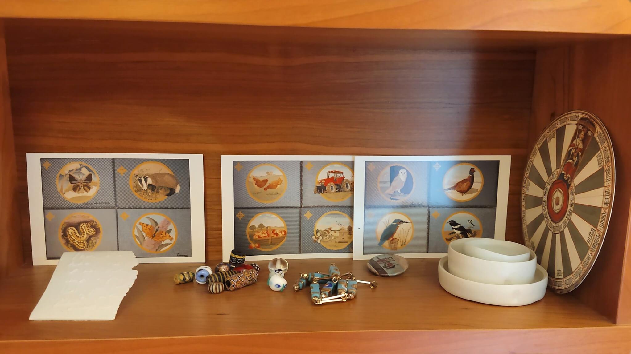 Tracy Chevalier Studio - Venetian Glass Beads