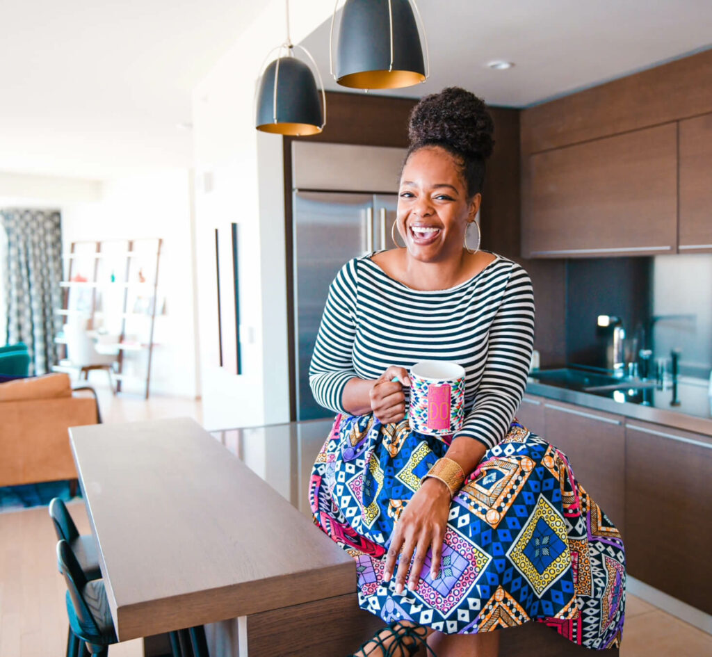 15. Being Unapologetically You with Entrepreneur Apryl Thatch