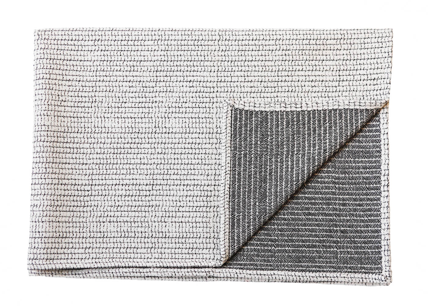 Beatrice Larkin Type Throw in Merino Wool. Beautiful Subtle Pattern