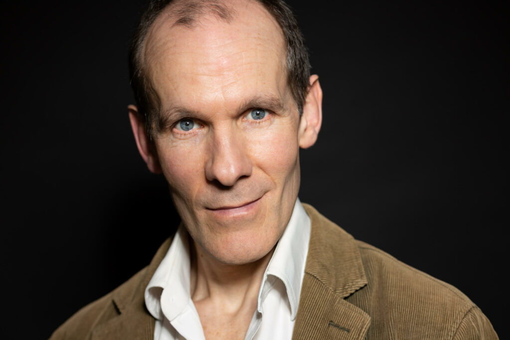 21. On Stage Adventures with Actor Simon Paisley Day