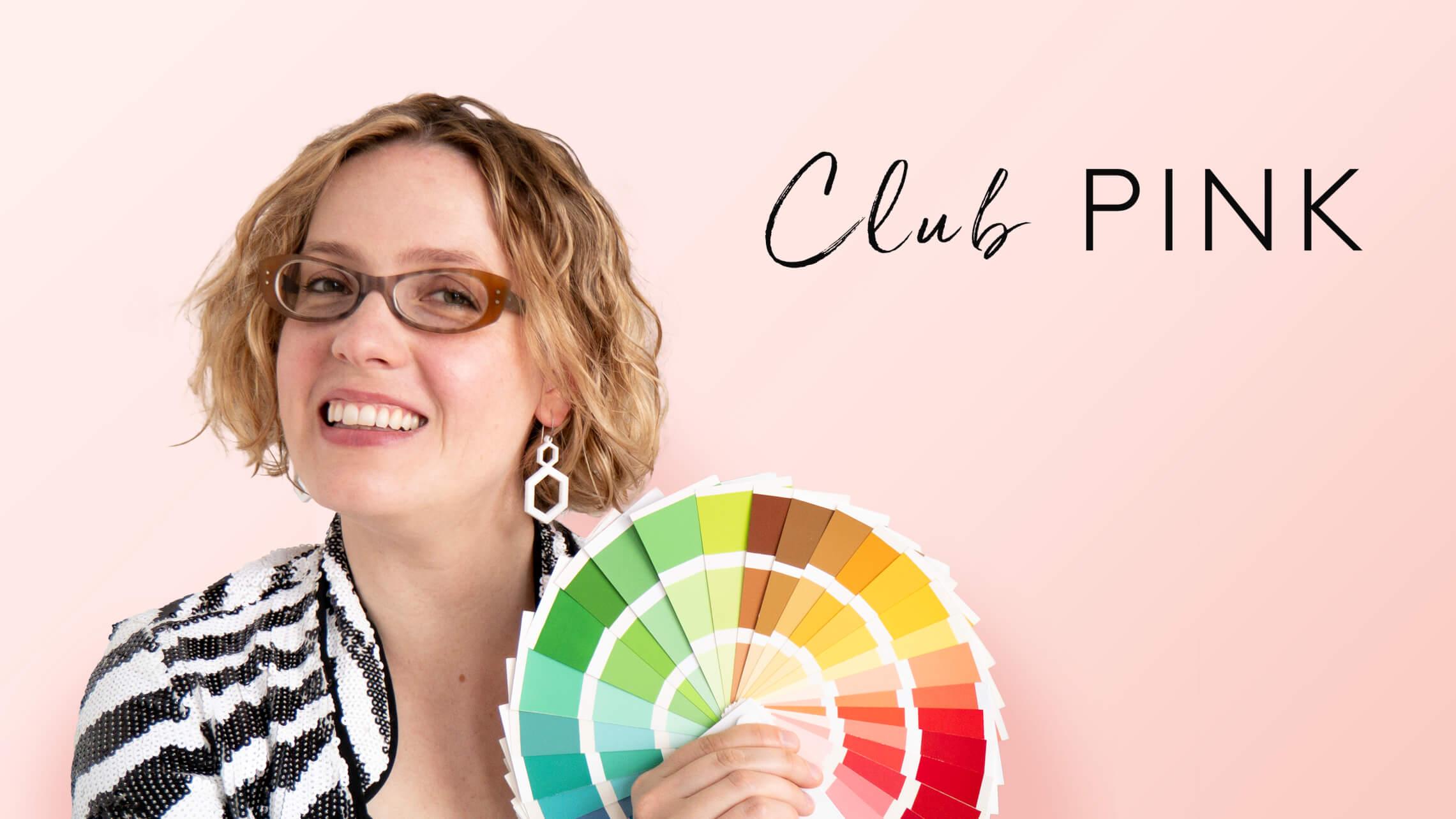 Club PINK Mastermind logo