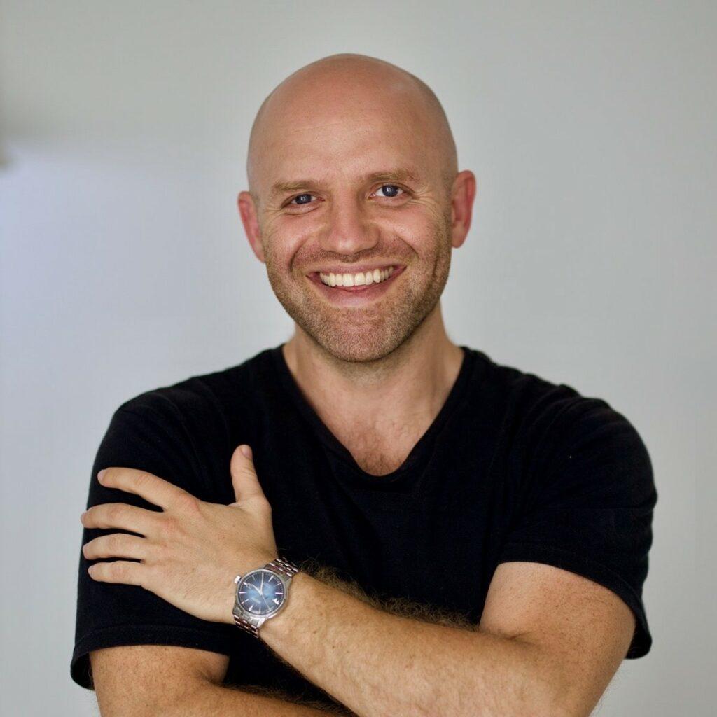 Jeremy Lipkowitz headshot