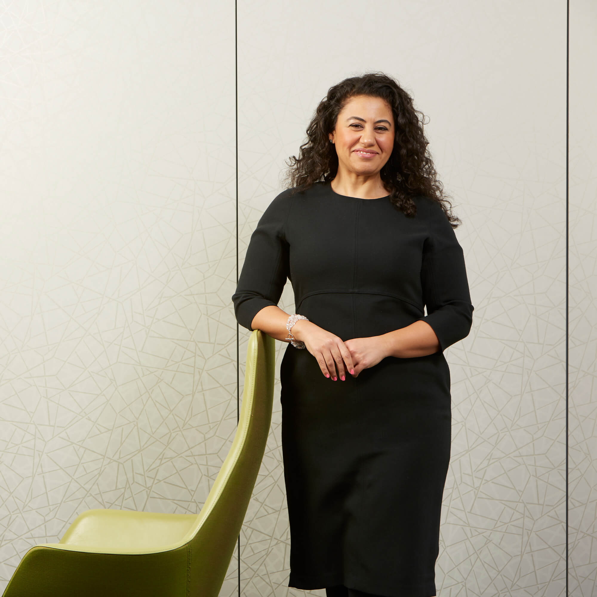 Nada Jarnaz, head of banking at Howard Kennedy law firm
