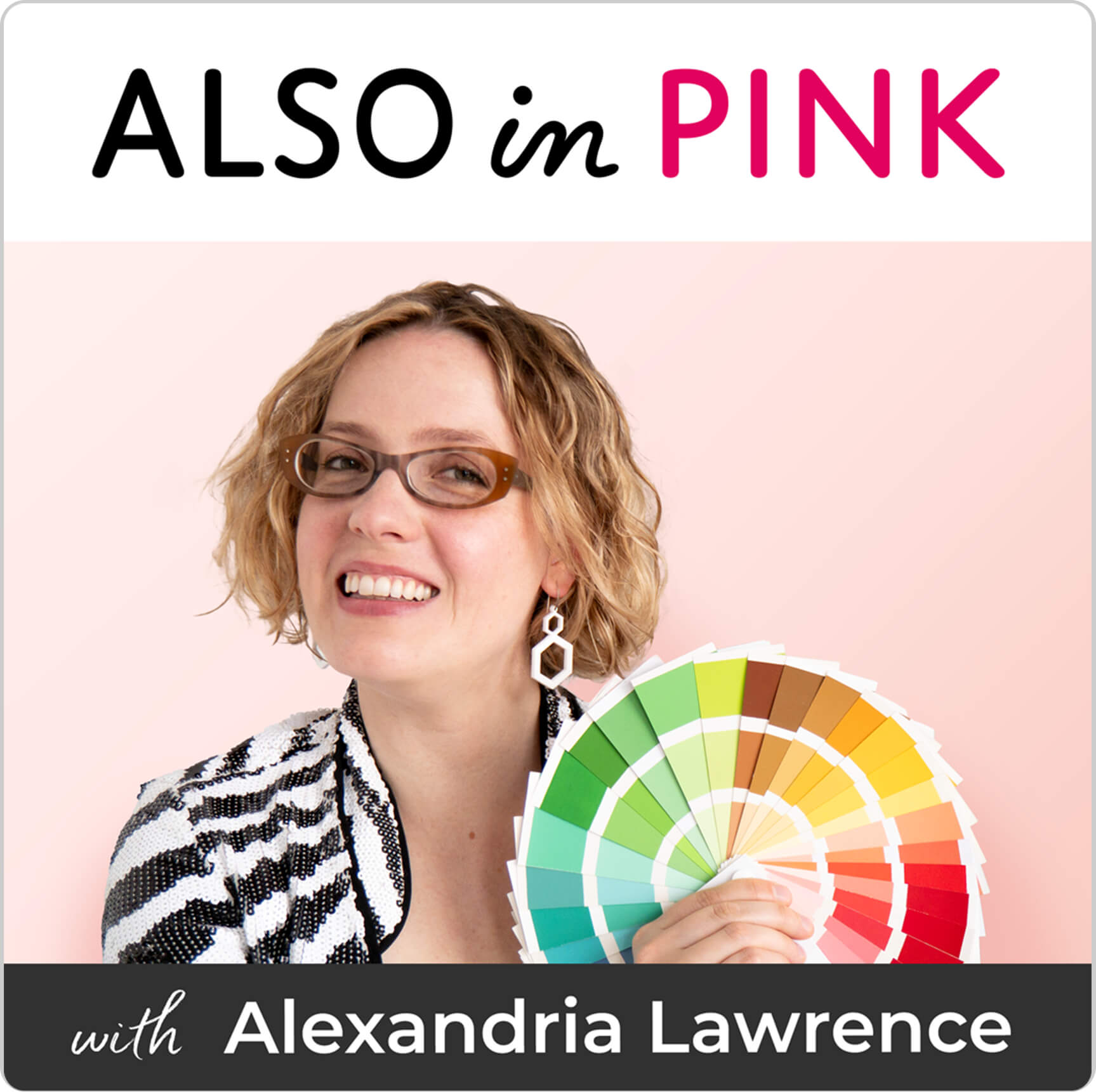 ALSO in PINK lifestyle podcast cover art